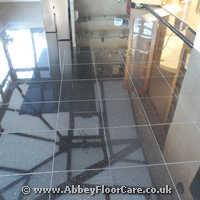 Granite Polishing Cefn Mawr