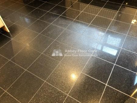 How To Polish Black Galaxy Granite Coventry Cv4 Abbey Floor Care