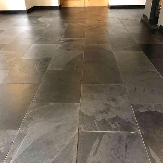 Hybrid-Slate-Sealing-Abergavenny-Abbey-Floor-Care