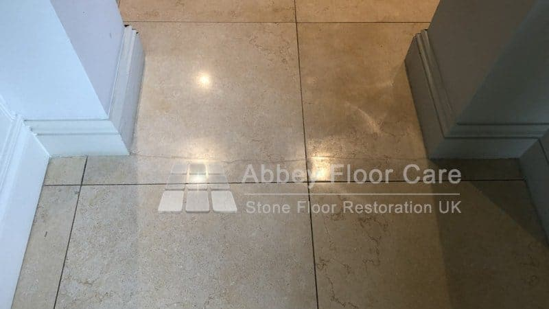 Limestone Cleaning Rowlands Castle Hampshire Abbey Floor Care 31