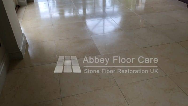 Limestone Cleaning Rowlands Castle Hampshire Abbey Floor Care 36