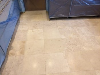 limestone cleaning honing polishing sealing can be mistaken for travertine by an unexperienced person