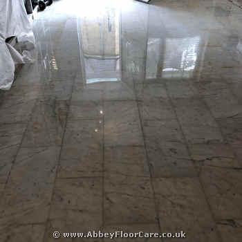 Marble Polishing Aberdeen