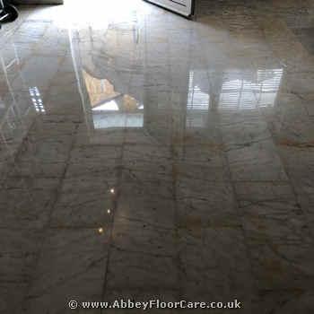 Marble Polishing Helensburgh
