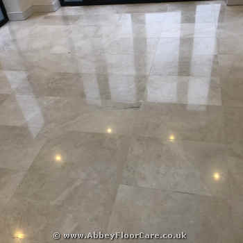 Marble Polishing Peterborough
