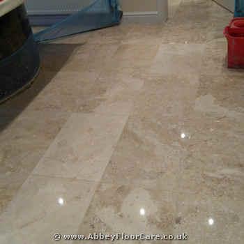 Marble Polishing Liverpool