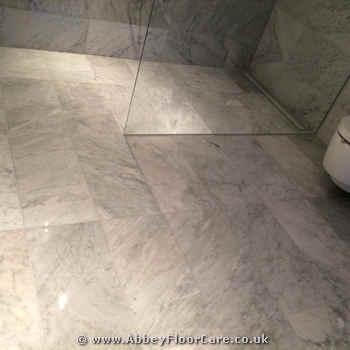 Marble Polishing Bath