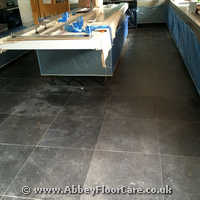 Porcelain Tiles Cleaning Soham