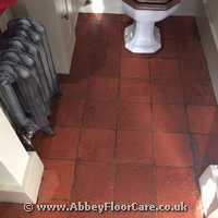 Cleaning Quarry Tiles Cupar