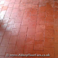 Cleaning Quarry Tiles Folkestone
