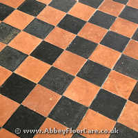 Cleaning Quarry Tiles Whitnash