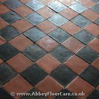Cleaning Quarry Tiles Fauldhouse