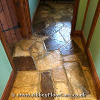 Sandstone Cleaning Llanfrechfa