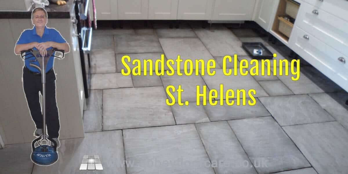 Sandstone Sealing St Helens Abbey Floor Care