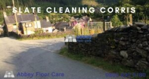 featured image for slate cleaning corris project