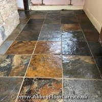 Slate Cleaning Bainsford