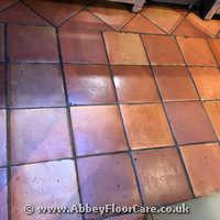 Terracotta Cleaning Duffryn