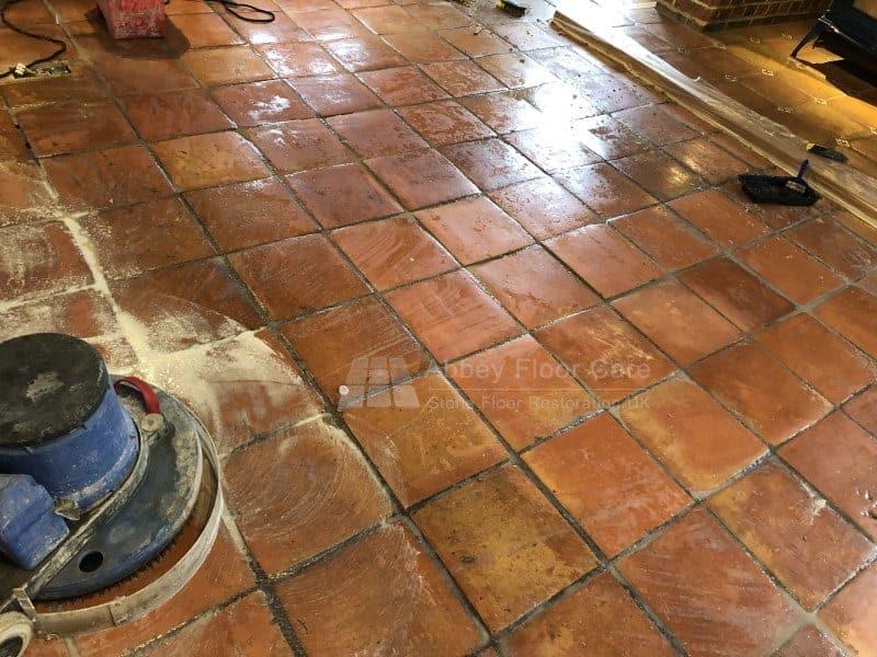 Terracotta Cleaning Sealing Sevenoaks Kent By Abbey Floor Care (26)