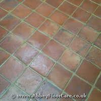 Terracotta Cleaning Burnham-on-Sea