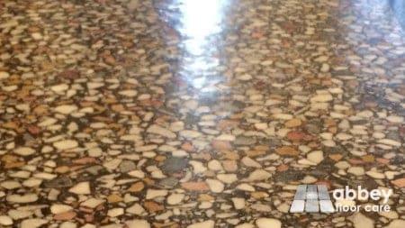 terrazzo concrete polishing northampton