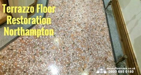 Terrazzo Floor Restoration NN3 Project