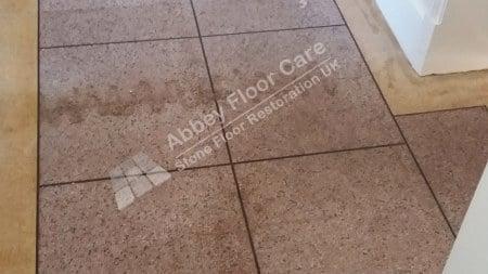 terrazzo grinding altonfield derbyshire de6 - abbey floor care
