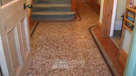 dull terrazzo floor Northampton