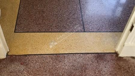 Terrazzo Sealing Alstonfield Derbyshire Abbey Floor Care 00006
