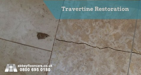 travertine cleaning abbotts bromley staffordshire Abbey Floor Care 0800 695 0180