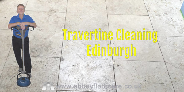 Travertine Cleaning Edinburgh