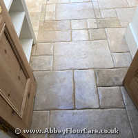 Travertine Cleaning Rugby