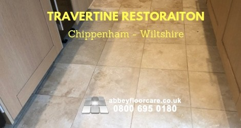 Travertine Restoration Chippenham Wiltshire Sn15 Abbey Floor Care