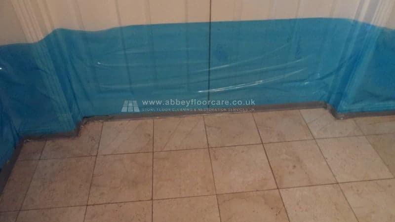 Tumbled Marble Polishing Essex By Abbey Floor Care (7)