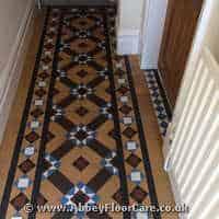Victorian Minton Tiles Cleaning Alfreton