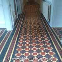 Victorian Minton Tiles Cleaning Rogiet