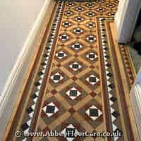 Victorian Minton Tiles Cleaning Polesworth