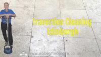 Travertine Cleaning Edinburgh
