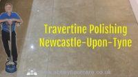 Travertine Polishing Jesmond Newcastle Upon Tyne Abbey Floor Care