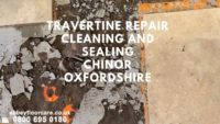 Travertine Restoration Chinnor Oxfordshire Abbey Floor Care