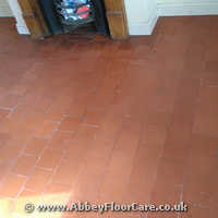 Cleaning Quarry Tiles Burton on Trent