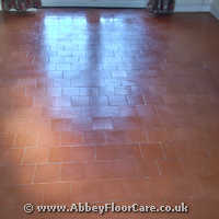 Cleaning Quarry Tiles Nottingham