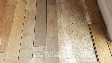 the cost of terrazzo restoration northampton