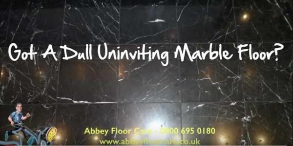 dull uninviting marble floor1