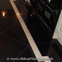 granite polishing Matlock