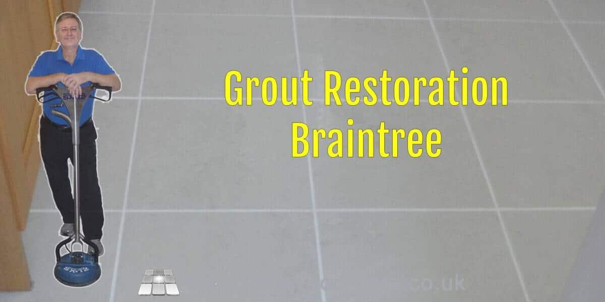Grout Restoration Braintree Abbey Floor Care