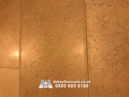Limestone Polishing Stockton Brook Stoke On Trent Staffordshire St9 Abbey Floor Care 00002