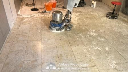 marble-floor-grinding-st-johns-wood-london-Abbey-Floor-Care