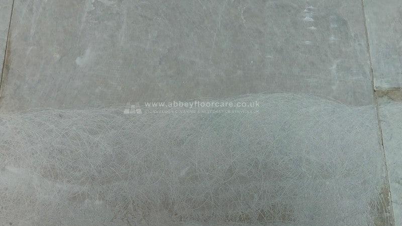 Marble Grinding Honong Langstone Newport Abbey Floor Care