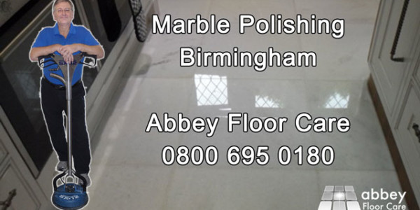 marble polishing service in Birmingham