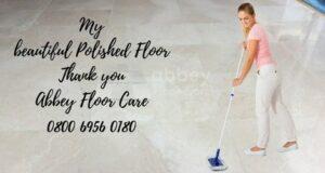marble cleanig nottingham sandiacre abbey floor care